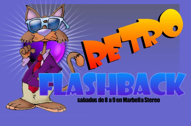 Retro flashback